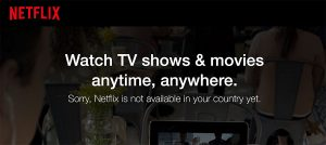 hot to watch netflix in china: netflix is not available in china