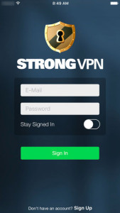 StrongVPN Review: iPhone and iPad