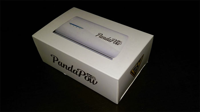 PandaPow Wifi VPN Router Unboxing