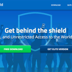 Hotspot Shield Review: Hotspot shield website