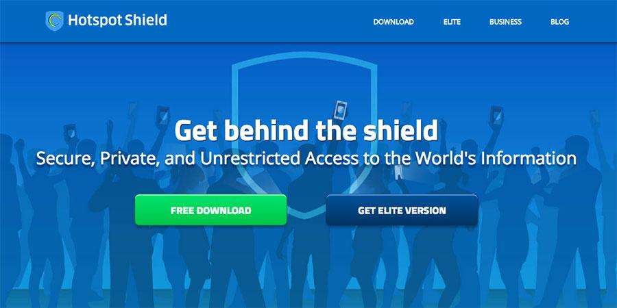 Hotspot shield elite customer service