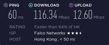 express vpn for china review: speed test