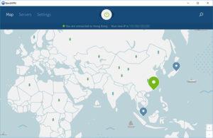 NordVPN Review: NordVPN's desktop software