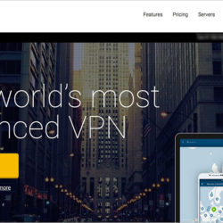 NordVPN review: NordVPN website