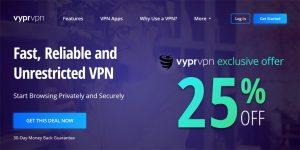 VyprVPN for China: VyprVPN Website