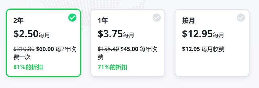 VyprVPN 价格及优惠