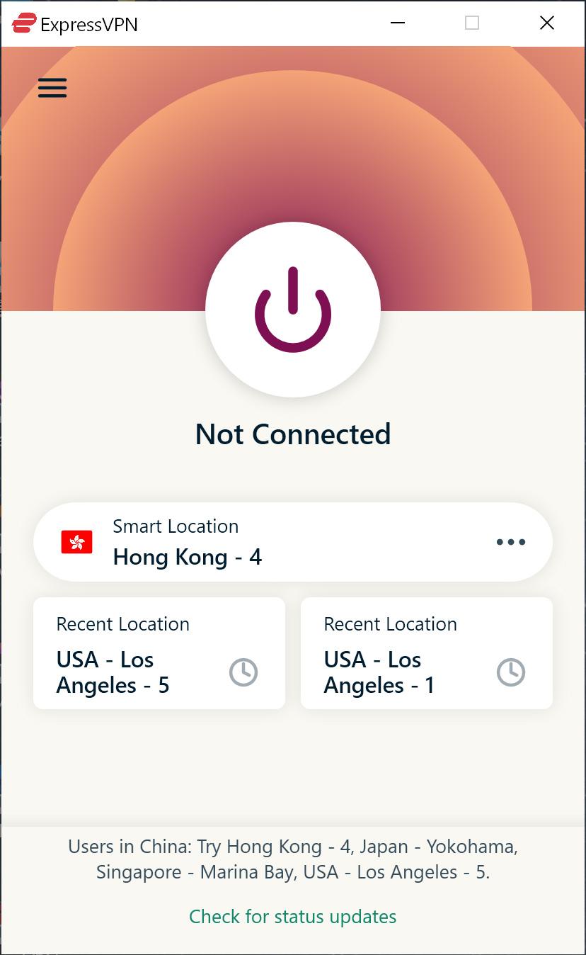 ExpressVPN中国评测:ExpressVPN 软件